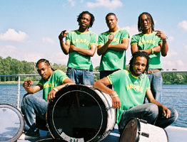 samba show prijs