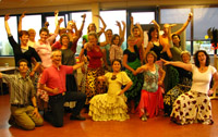 flamenco workshop